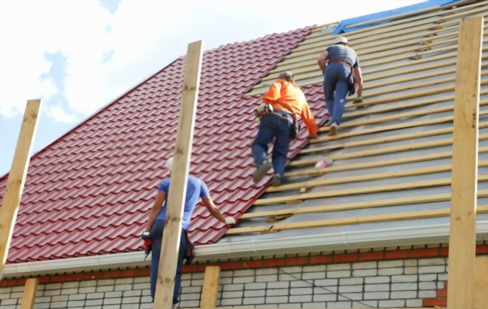 Roofing Company in San Marcos, TX